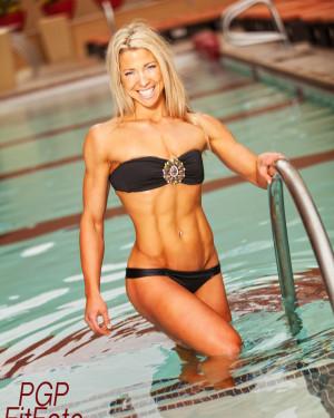 Pool Natrual Muscle Magazine
