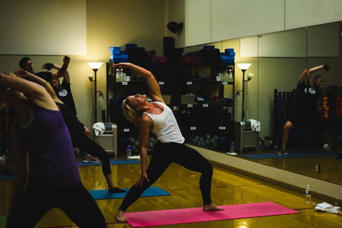 Training - Heather Godfrey